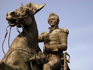 Statue of Andrew Jackson in Washington, D.C. 7...