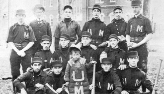 Ole Miss Rebels baseball - The 1893 Ole Miss baseball team.