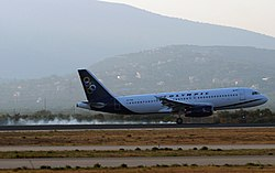Olympic air A320 SX-OAI.JPG