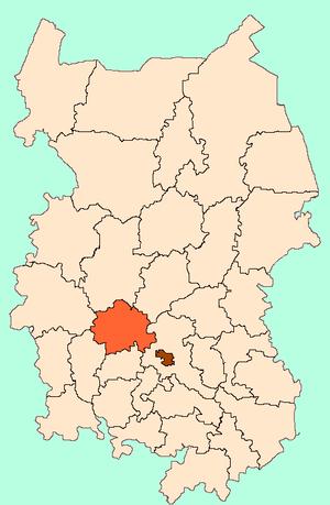 Lyubinsky District