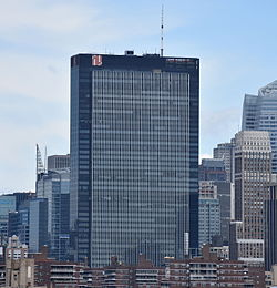 One Penn Plaza, New York City in June 2015 (cropped).JPG