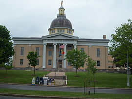 Ontario County Courthouse, Canandaigua, New York