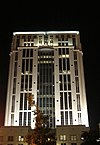 Orange County, FL Courthouse at Night.jpg