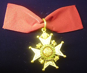 2014 New Year Honours - Badge of a Companion of the Military Division of the Order of the Bath