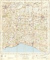 Ordnance Survey One-Inch Sheet 177 Taunton & Lyme Regis, Published 1960.jpg