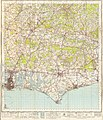 Ordnance Survey One-Inch Sheet 181 Chichester, Published 1945.jpg