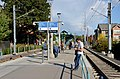 Orenco - NW 231st Ave MAX station from west end (2017).jpg