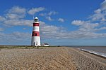 Orfordness Lighthouse - geograph.org.uk - 2600984.jpg