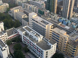 Our Lady of Maryknoll Hospital Hospital in Wong Tai Sin, Hong Kong