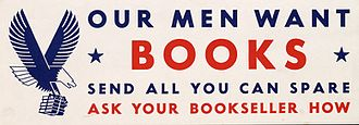Loompanics - WWII graphic, appearing on each printed catalog.