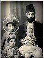 Ovadia Yosef as a child with his family.jpg