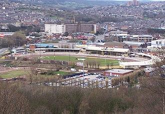 Owlerton Stadium - Image: Owlerton Stadium