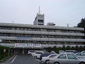 Oyama, Tochigi - Oyama City Hall