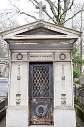 Tomb of Bourget