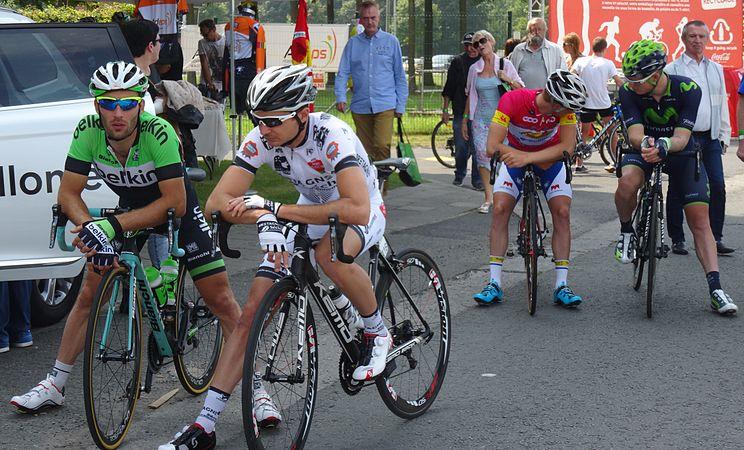Péronnes-lez-Antoing (Antoing) - Tour de Wallonie, étape 2, 27 juillet 2014, départ (D02).JPG
