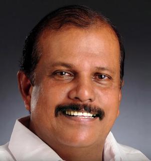 P. C. George Indian politician