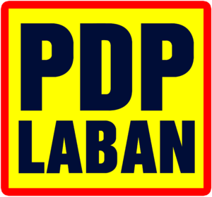 PDP–Laban - Political campaign logo