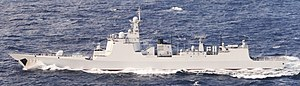 PLANS Haikou (DDG-171) 20161225.jpg