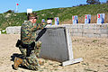 PMO conducts practical weapons training course 150121-M-CJ278-004.jpg
