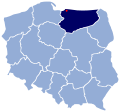POL Frombork map.svg