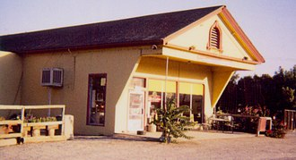 California County Routes in zone J - Image: Paicines General Store 2006