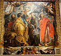 Painting of tapestry for the Convent of Las Descalzas Reales, workshop of Peter Paul Rubens, c. 1625, oil on canvas - John and Mable Ringling Museum of Art - Sarasota, FL - DSC00500.jpg