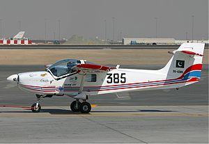 PAC MFI-17 Mushshak - Image: Pakistan MFI 17 Super Mushshak Ryabtsev