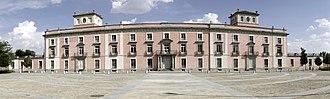 Ventura Rodríguez - Palace of Infante Don Luis in Boadilla del Monte (Madrid)