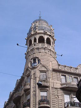 Palacio Cabanellas we Rosario