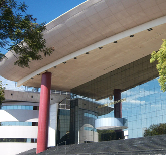 Congress of Paraguay - The legislative building in Asunción