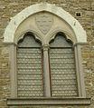 Palazzo dei Vescovi a San Miniato al Monte, finestra 02.JPG