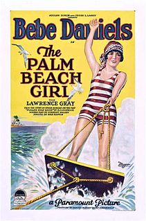 <i>The Palm Beach Girl</i> 1926 film by Erle C. Kenton