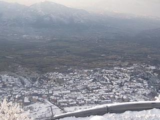 Bagnoli Irpino Comune in Campania, Italy