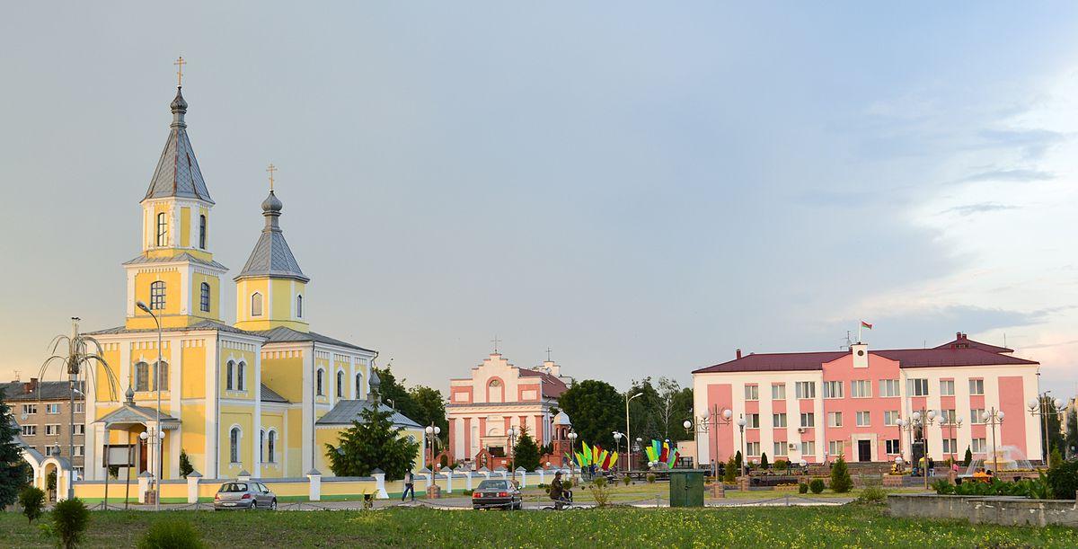 Иваново (Брестская область) — Википедия