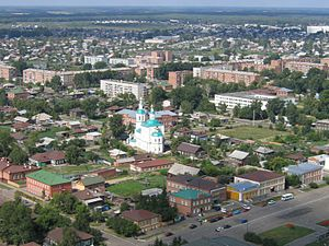 Tara, Omsk Oblast - View of Tara