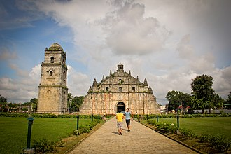 Baroque Churches of the Philippines - Paoay Church