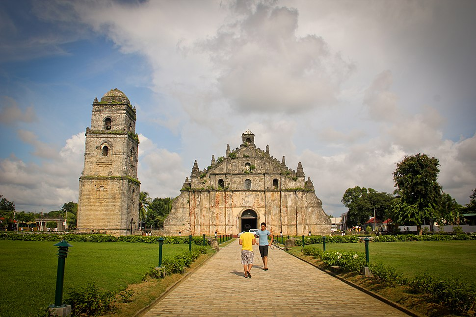 Paoay Church, Paoay