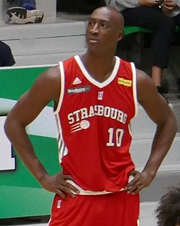 Pape Sy French basketball player