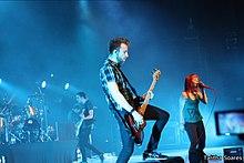 Paramore - Discographie (5 Albums) [2005-2008]