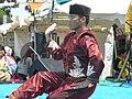 Parangal Dance Co. performing Langka Kuntao at 14th AF-AFC 6.JPG