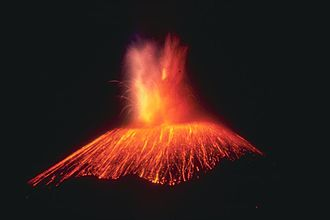Michoacán–Guanajuato volcanic field - Image: Paricutin 30 613