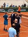 Paris-FR-75-open de tennis-2018-Roland Garros-stade Lenglen-29 mai-Denis Shapovalov-01.jpg