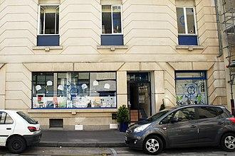Le Cordon Bleu - Le Cordon Bleu school in Paris