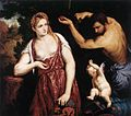 Paris Bordone - Venus and Mars with Cupid - WGA02463.jpg