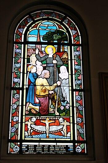 St. Louis de Montfort taught that the goal of ...