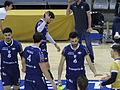 Paris Volley - Toulouse Volley, Championnat de France - 10 février 2016 - 07.JPG