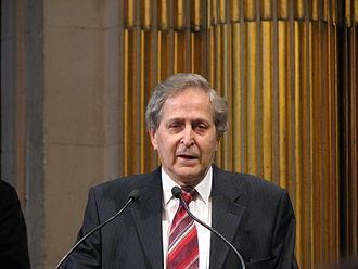 Claude Cohen-Tannoudji - Claude Cohen-Tannoudji in 2010