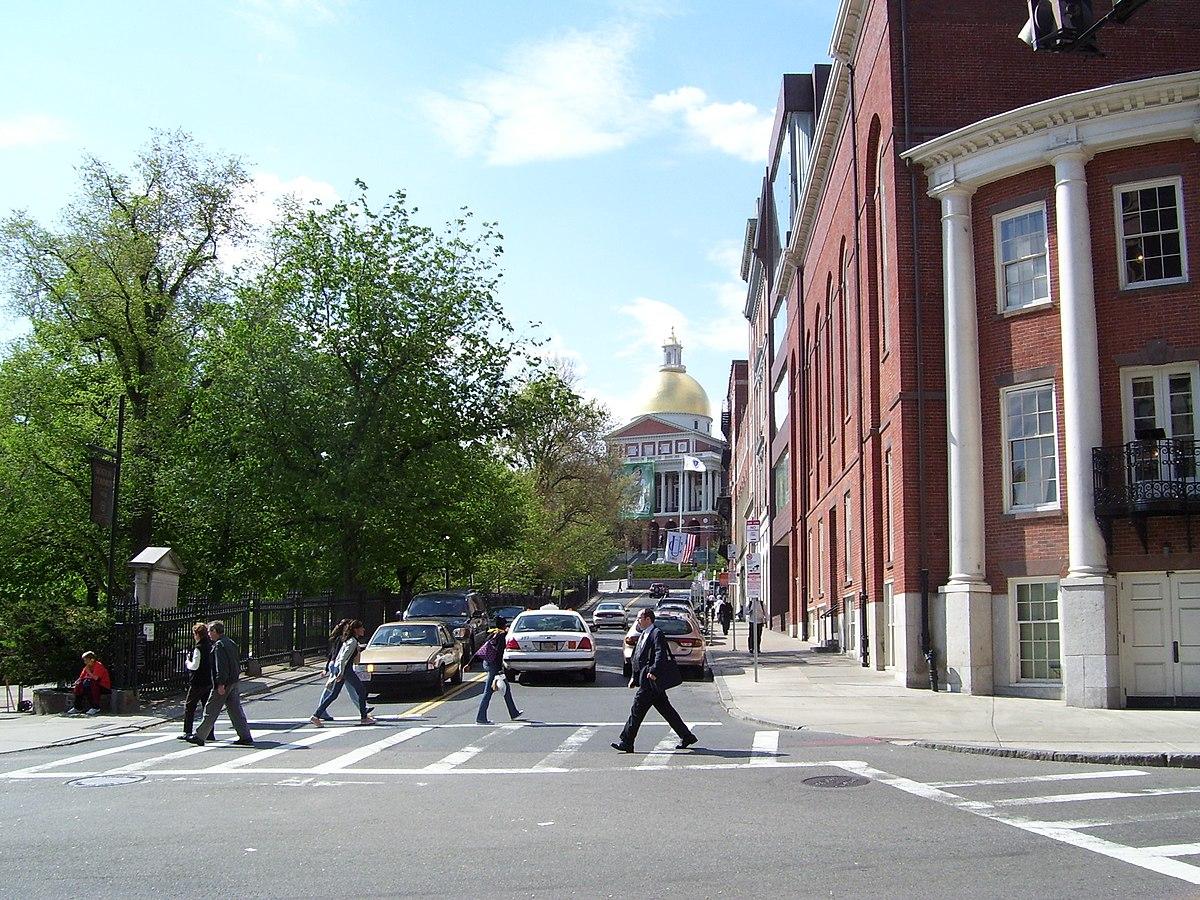 Beacon Hill Boston Wikipedia