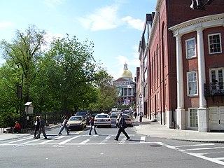 Beacon Hill, Boston Historic neighborhood in Boston, Massachusetts
