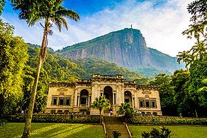 Parque Lage e Corcovado